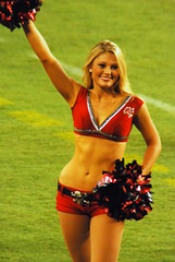 BuccaneersVsPatriots-0106 (awinner) Tags: football nfl cheerleader raymondjamesstadium tampaflorida tampabaybuccaneers 2011 newenglandpatriots august2011 august18th2011