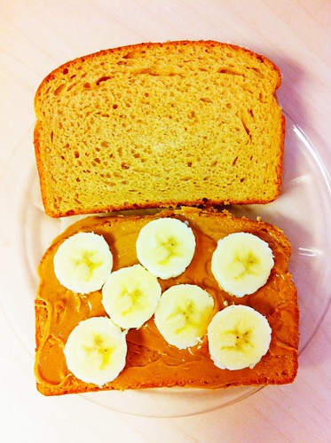 pb  honey and banana the best