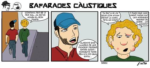 Bafarades Càustiques #3