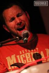 Blueneck @ Café Kafic, Leipzig | 14.10.2011