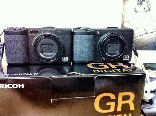 My GRD4 & GRD3