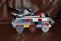 tank by Teckelcar