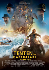 Tenten'in Maceraları - The Adventures of Tintin (2011)