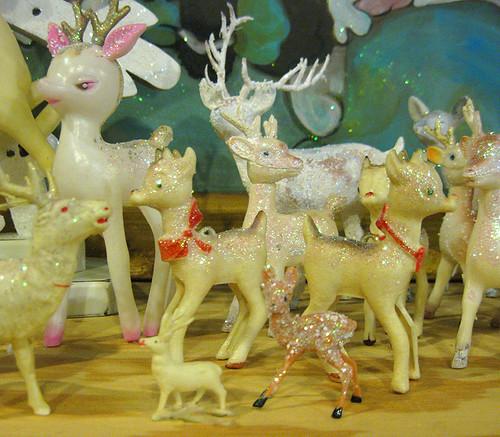 vintage deer by moxie-girl