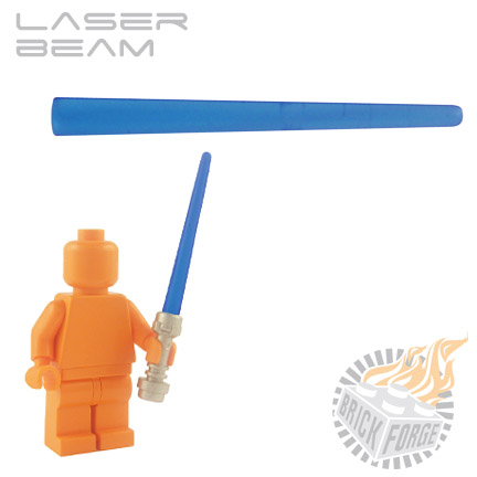 Laser Beam - Trans Dark Blue
