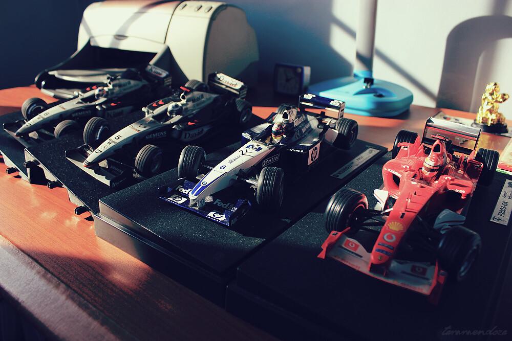 Week 15: Formula 1