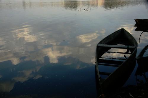 os barcos da Pateira * Pateira boats by @uroraboreal