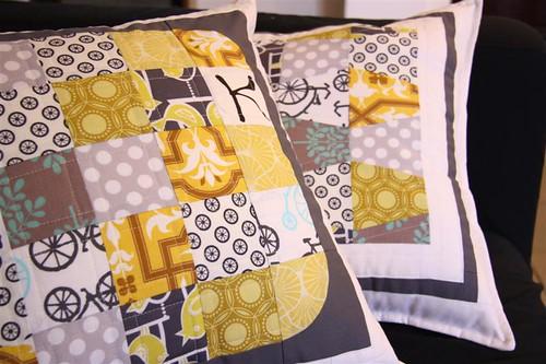 patchork-pillows