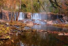 Amis Dam @ Big Creek(633) (Marty Carson) Tags: waterfall october slowshutter easttennessee bigcreek easttn carsonphotography amismill tnrogersville amisdam ebbingandflowingroad