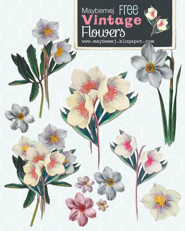 maybemej-vintage-flower-badge