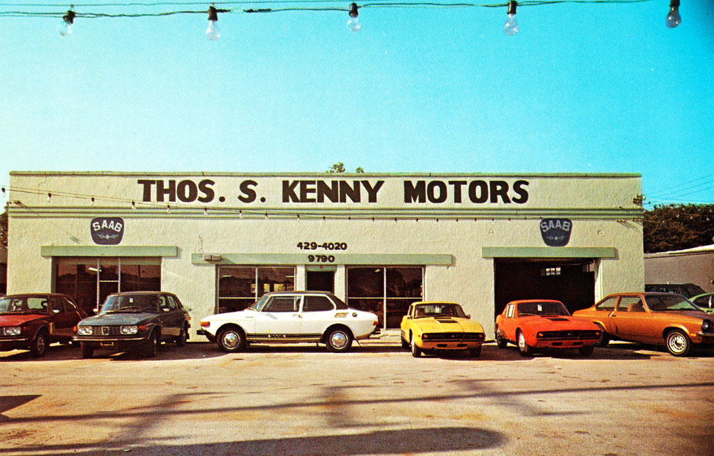Car Dealerships From The Past Motoring Con Brio