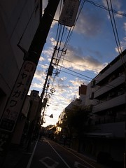 early morining of autumn. (Masashi Furuka (via masashi_furuka)) Tags: japan 2011 toykyo grd3