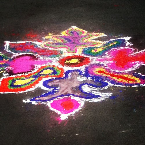Deepavali art. #bright #beautiful #insta by CanadianAEh, on Flickr