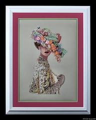 Cross Stitch - Victorian Elegance (Nemodus photos) Tags: crossstitch embroidery pointdecroix fz50 broderie