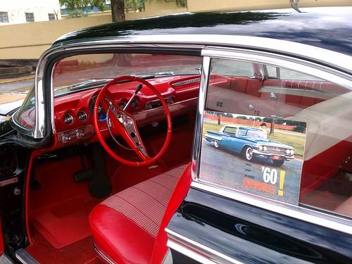 1960 Chevrolet Impala interior