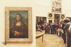 (  | Ruba , [ AWAY ]) Tags: la lisa mona gioconda da di leonardo ser vinci piero the musedulouvre themonalisa dulouvre