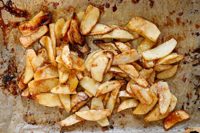 Super Simple Roasted Apples | Joy the Baker