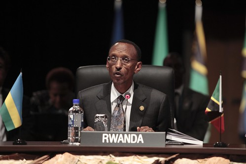 Paul Kagame at CHOGM 2011 by Commonwealth Secretariat, on Flickr