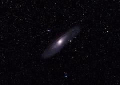 M31 star layered (BudgetAstro) Tags: nikond70 astrophotography m31 astronomy ngc224 dss m32 m110 55200mmf456g andromedagalaxy ngc221 ngc205 deepskystacker Astrometrydotnet:status=solved greatnebulainandromeda Astrometrydotnet:version=14400 Astrometrydotnet:id=alpha20111082855912