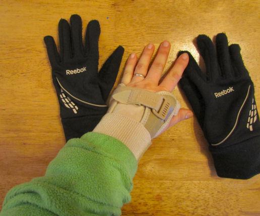 Wrist Brace Glove
