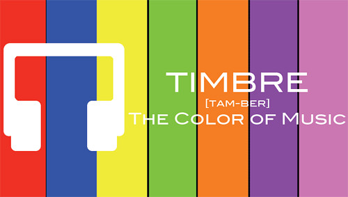 Timbre - The Color of Music