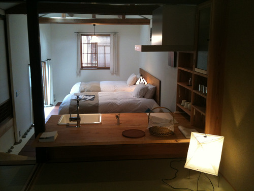 町家一棟貸し!大人の宿『奈良町家 紀寺の家』@奈良市