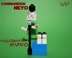 Commander Neyo  -  WiP (Commdr_Neyo ☮) Tags: