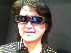 3Dグラス