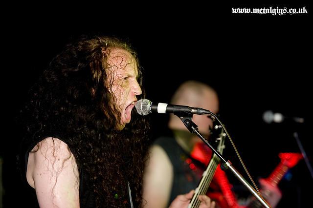 Aura Noir Live Evil Festival 2011 Camden gig listings metal gigs