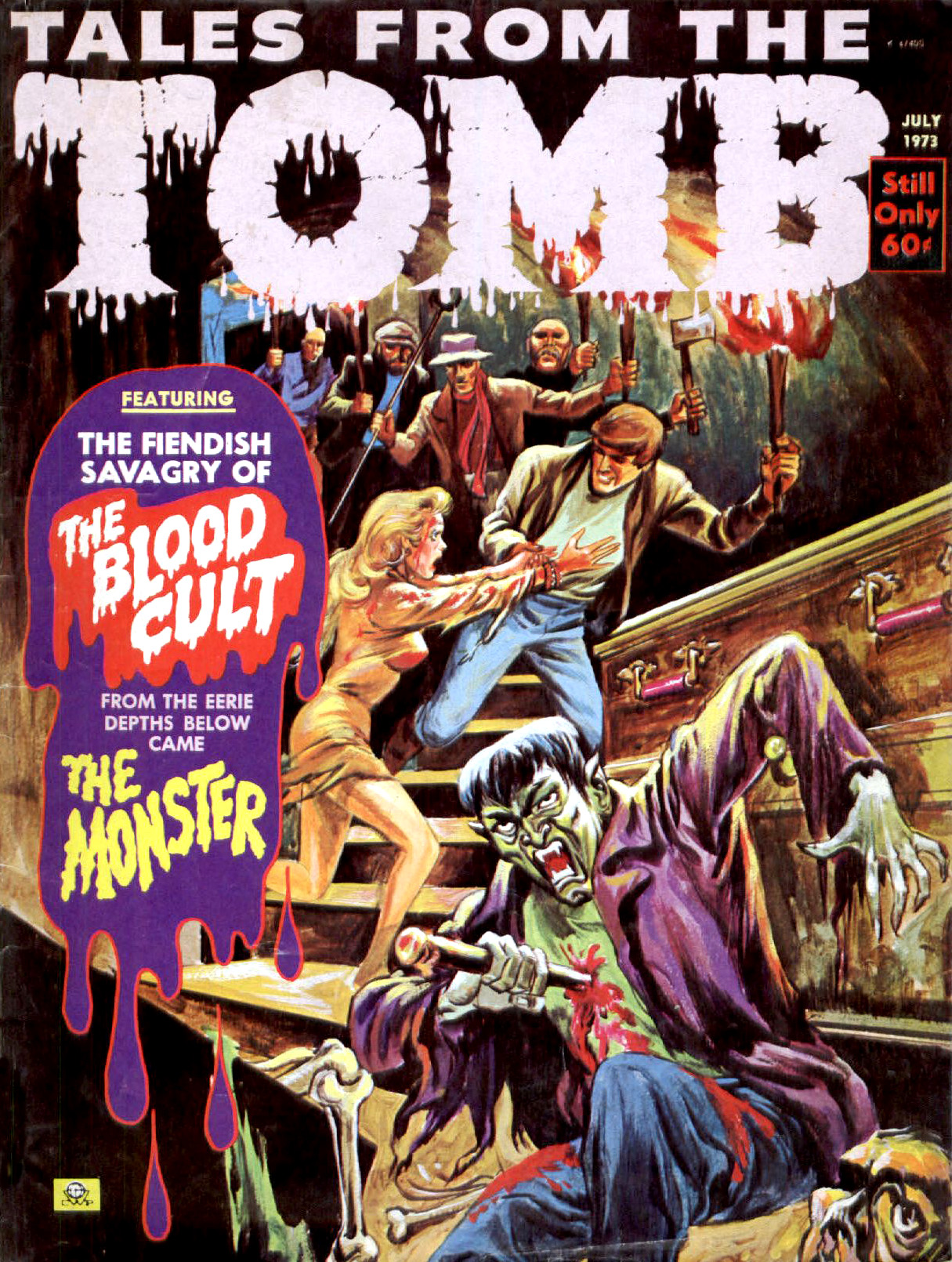Tales from the Tomb - Vol. 5 #4 (Eerie Publications, 1973)