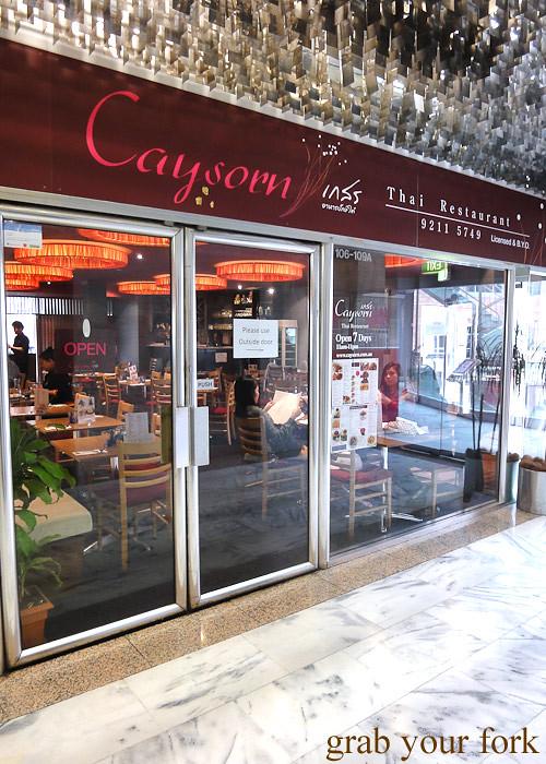 caysorn haymarket chinatown