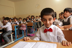 UNHCR News Story: UNHCR assists displaced children in Iraq's Kurdistan region (UNHCR) Tags: school boy camp news home students youth children tents education classroom iraq families classmates middleeast teacher help aid baghdad violence arrival shelter information assistance erbil unhcr mosul pupils primaryschool nightmares photooftheday kurds displacement newsstory counseling kirkuk idps civilians displacedperson gojar diyala northerniraq internallydisplacedpeople arabicschool displacedchildren forceddisplacement displacedfamilies unrefugeeagency nazifa unitednationshighcommissionerforrefugees kurdistan shlamaprimaryschool shlamaschool aminzakischool