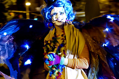| Greenwich Village Halloween Parade | (SOBPhotography) Tags: nyc newyorkcity costume parade bigapple greenwichvillage halloweeen