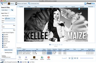 Kellee Maize's Integration featured on FrostWi...