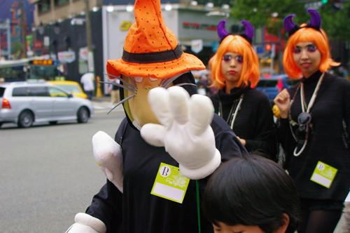 KAWASAKI HALLOWEEN 2011 Parade IMGP8545