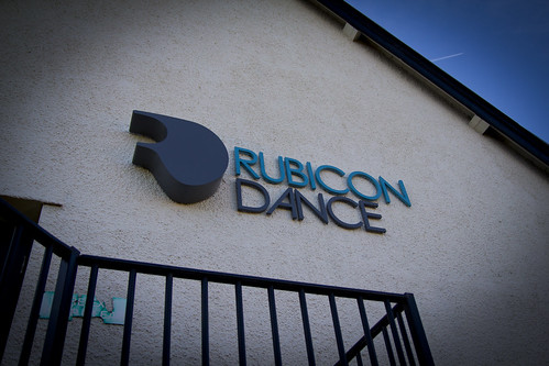 Rubicon Sign