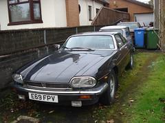 1987 Jaguar XJS V12 (GoldScotland71) Tags: 1987 xjs jaguar 1980s v12 e69fpv