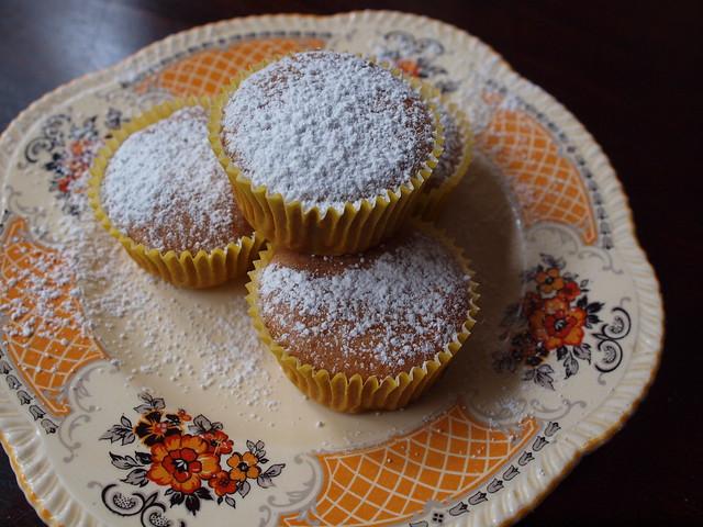 素食姜饼蛋糕
