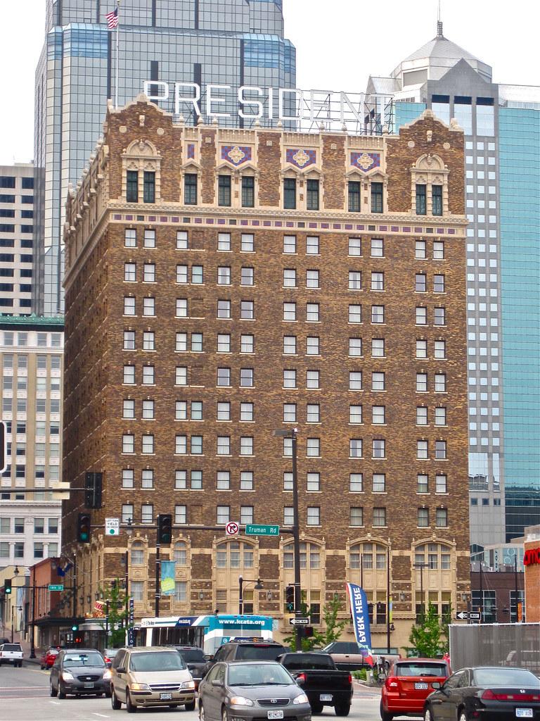 Hotel President, Kansas City, MO