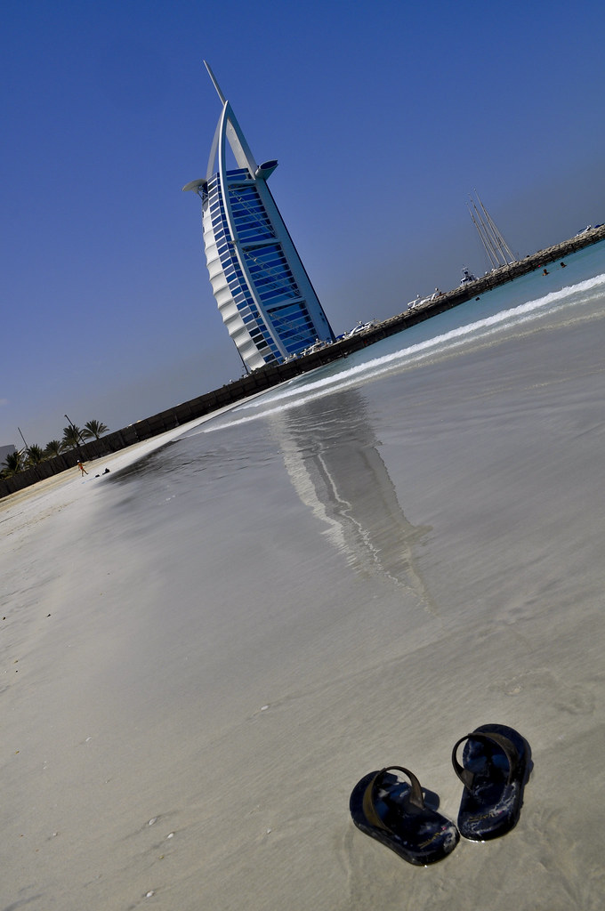 Sands of Burj Al Arab, Dubai