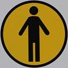 Men (Leo Reynolds) Tags: squaredcircle signrestroom signinformation canon eos 7d 0003sec f80 iso400 225mm sqset070 xleol30x hpexif sign xx2011xx