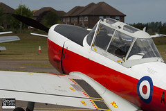 G-BXGO - WB654 - C1 0097 - Private - De Havilland DHC-1 Chipmunk 22 - Panshanger - 110522 - Steven Gray - IMG_6622