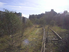 London Road Junction (the Magnificent Octopus) Tags: abandoned station edinburgh platform rail railway derelict abbeyhill abbeyhillstation