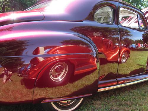 Mike Roush Photography Berks Awhile Best Paint Job Classic Car Show - Classic car paint