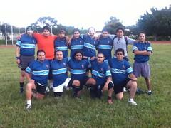 Oaxaca Rugby: Jabalies 11.2011