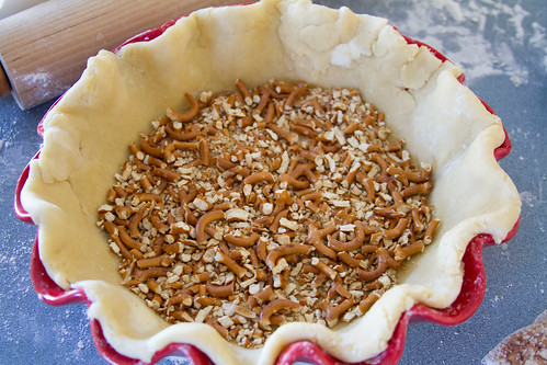 Pecan Pie Without the Pecans - 5