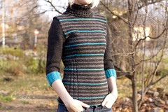 Knitted Pullover vol 2 (sircu) Tags: wool sweater knitting handmade stripes knit craft pullover alpaka