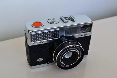 Agfa Optima 200 Sensor (1968)