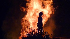 Bonfire Night (Man Of Green) Tags: fire guyfawkes bonfire bonfirenight guyfawkesnight november5th firefirefire