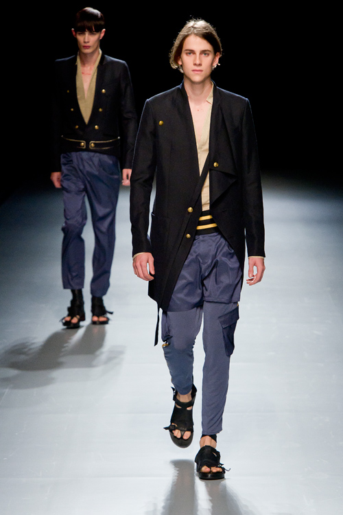 Lewis Grant3025_SS12 Tokyo ato(Fashion Press)